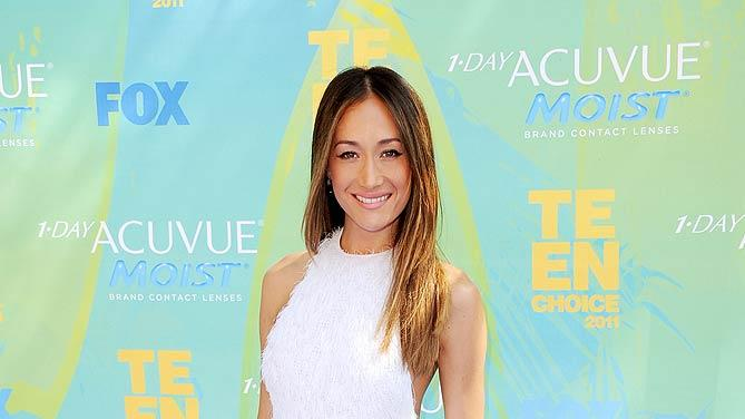 MaggieQ Teen Choice Awards