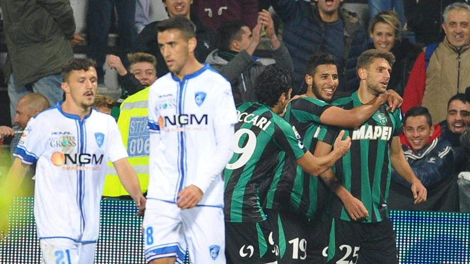 Video: Sassuolo vs Empoli