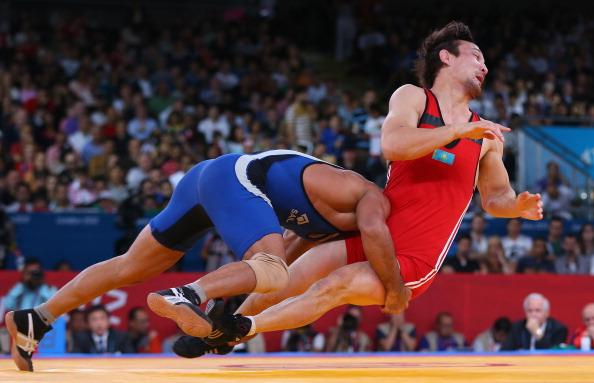 Olympics Day 16 - Wrestling
