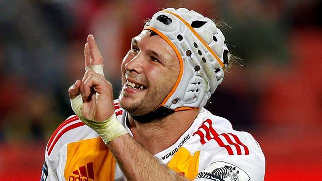 Super Rugby - Chiefs beat Brumbies to retain title