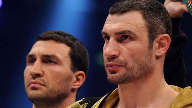 Boxing - Vitali and Wlad carved their own path to history