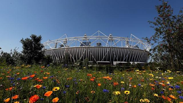 Cricket - Olympic Stadium could host cricket