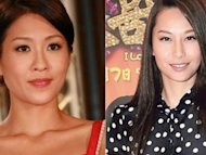 Kathy Chow is unhappy with TVB