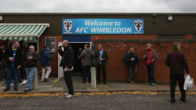 Chelsea to buy AFC Wimbledon's Kingsmeadow home