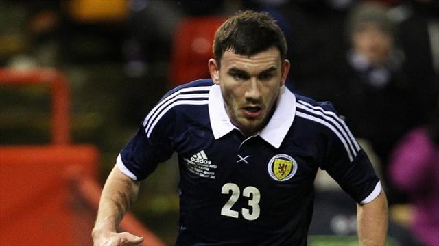 World Cup - Snodgrass: We will play with pride