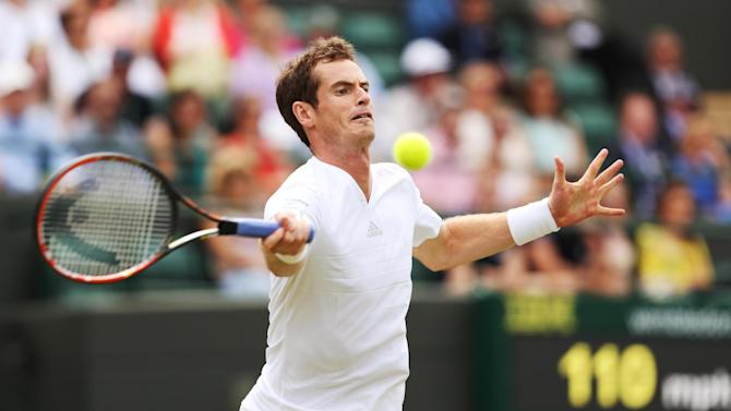 Wimbledon - Wednesday's order of Play: Murray, Djokovic and Federer in action
