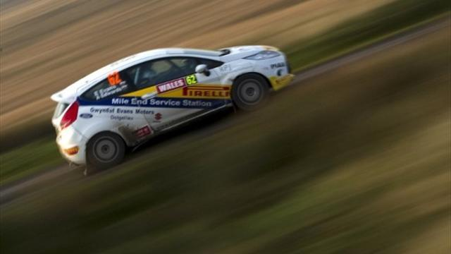 WRC - M-Sport vindicated by Evans' showing
