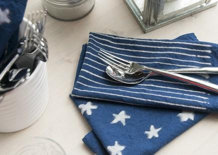Stripes & Stars Napkins