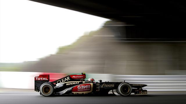 Formula 1 - Lotus: uncertainty holding 2014 line-up