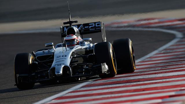 Formula 1 - Magnussen progress impressing McLaren