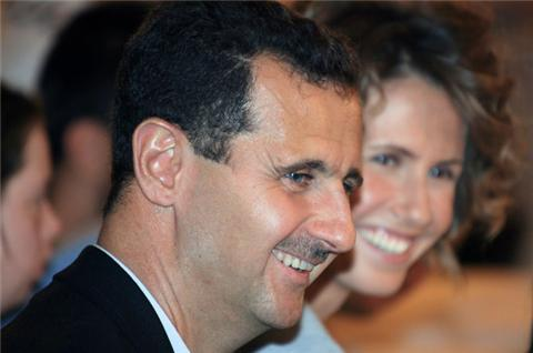 Emails show father-in-law 'advised' Assad