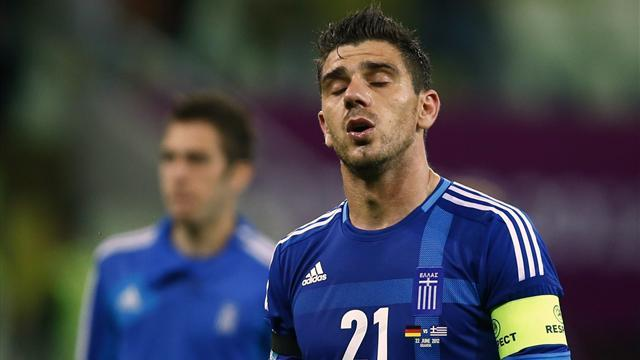 World Football - Katsouranis signs up with PAOK Salonika