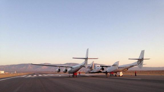 Virgin Galactic's SpaceShipTwo Makes History with 1st Rocket-Powered Flight