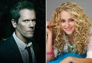 Kevin Bacon, AnnaSophia Robb | Photo Credits: Michael Lavine/FOX,  Nino Muñoz/The CW