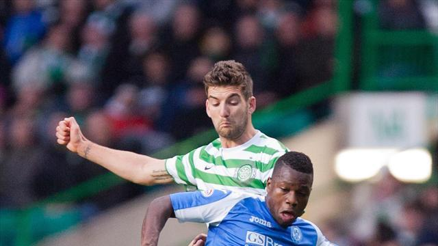 Football - Hasselbaink rescues point in Hoops clash
