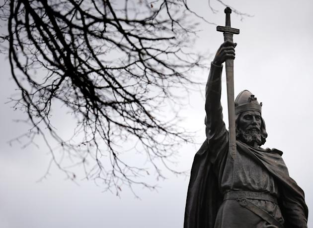 Search For Alfred The Great Intensifies After The Discovery Of King Richard III's Remains