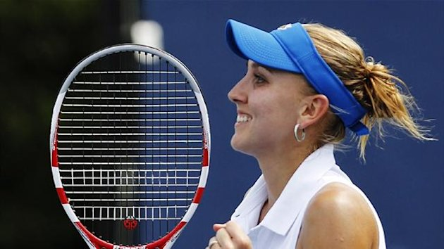 Elena Vesnina of Russia (Reuters)