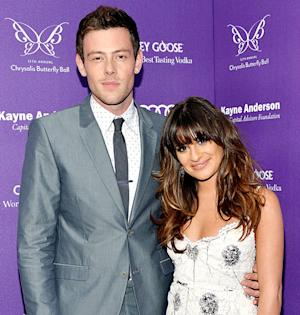 "Lea Michele Recorded Song ""You're Mine"" For Cory Monteith on Debut Album: ""It Makes Me So Happy"""