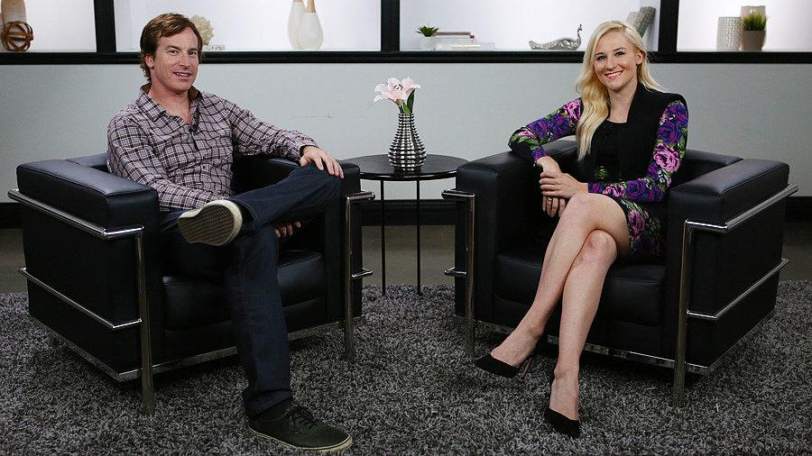 """Rob Huebel Reveals His Return to The League and Talks the """"Annoying"""" George Clooney"""