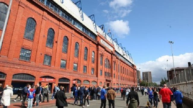 Scottish Football - Findlay calls for end to public Rangers row