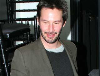 pst Keanu With New Gal Pal