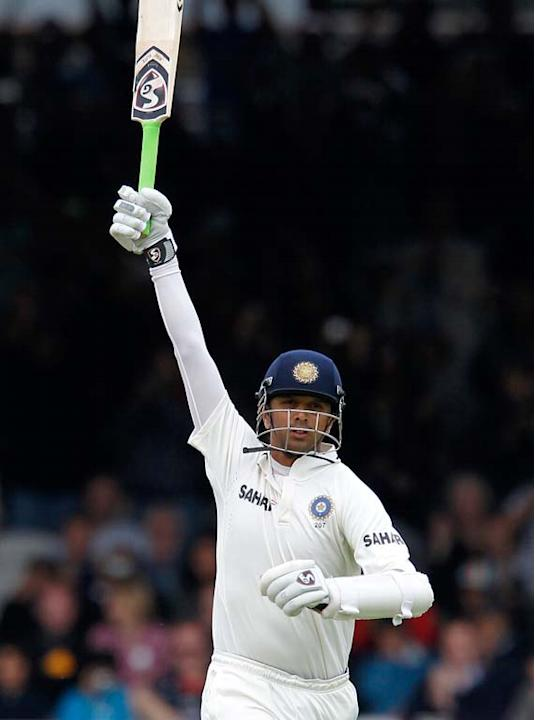 Dravid was the highest scorer in Test cricket in 2011 with a total of 1145 runs at an average over 57. This is the third time he has scored over 1000 Test runs in a calendar year.