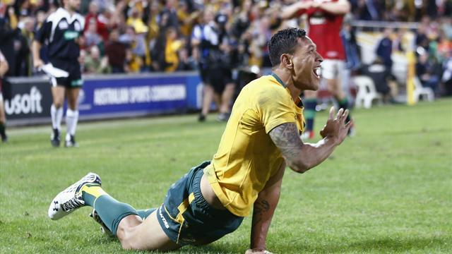 Championship - Wayward Wallabies 'no certainty' against Pumas