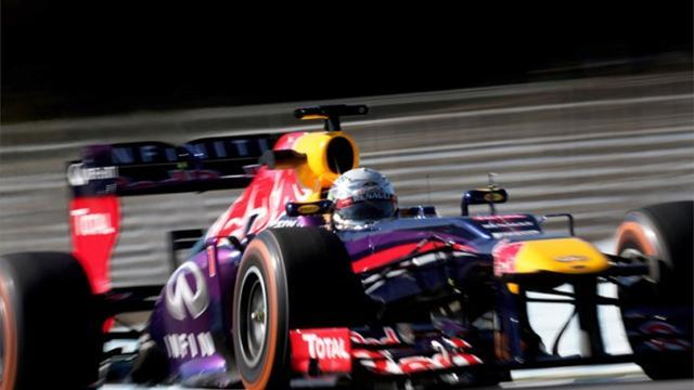 Formula 1 - Vettel upbeat on Red Bull reliability