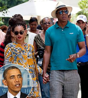 Obama on Beyonce, Jay-Z's Cuba Trip: I Had Nothing to Do With It