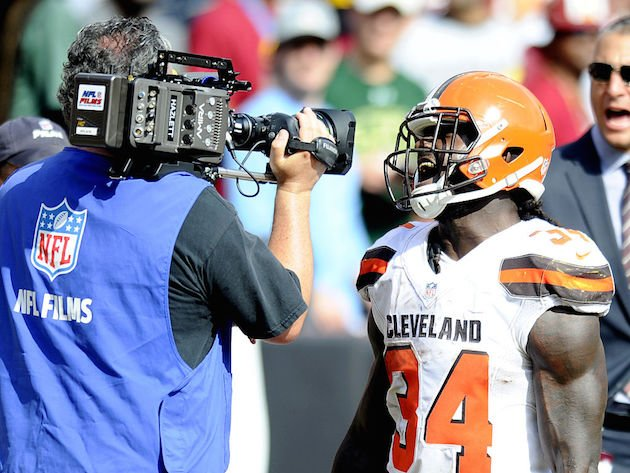 Isaiah Crowell's matchup against the Tennessee Titans fostered much disagreement. (Getty)