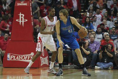 NBA playoffs 2015 schedule: Rockets look to clinch series, Clippers host Spurs