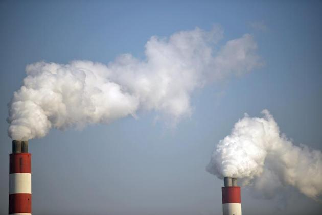 The EU formally adopted climate change targets for December's Paris conference including a 40 percent cut in emissions by 2030