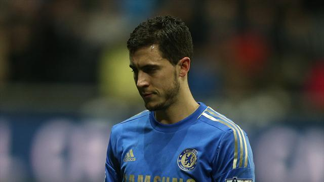 League Cup - Laudrup: Hazard will regret ball boy kick