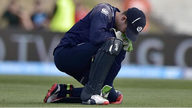 Scotland Bow Out Of Cricket World Cup