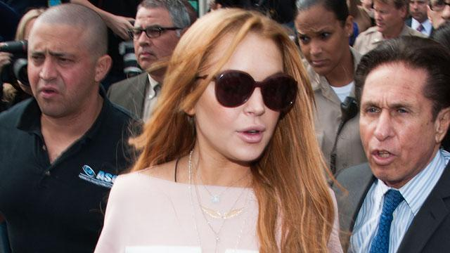 Where Is Lindsay Lohan Going To Rehab?