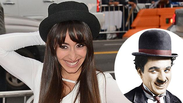 """Game of Thrones"" - Oona Chaplin and ""A Night Out"" - Charlie Chaplin"