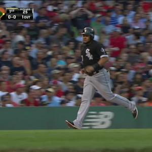 Soto's two-run double