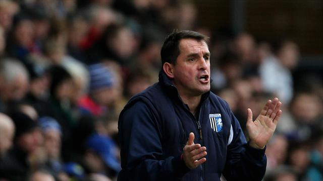 Football - Allen happy for home comforts