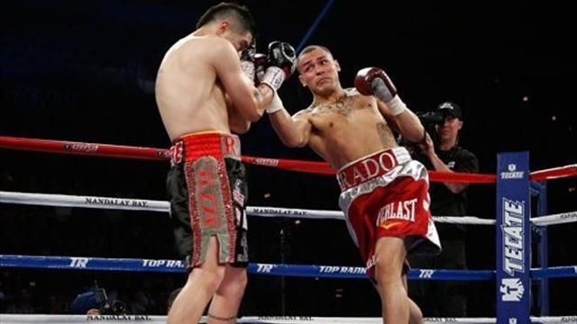 Boxing - Alvarado avenges Rios defeat in another scorcher