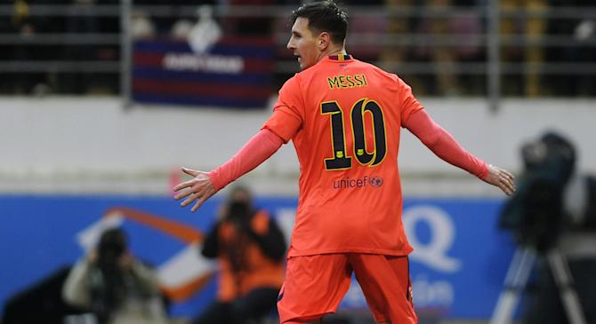 Video: Eibar vs Barcelona