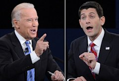 Joe Biden, Paul Ryan | Photo Credits: Saul Loeb/Getty Images