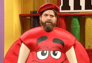 Zach Galifianakis | Photo Credits: NBC