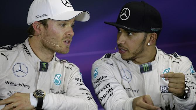 Formula 1 - Malaysian meltdown - literally - that cost Mercedes and Hamilton