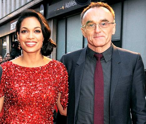 """Rosario Dawson Finally Confirms Split From Director Danny Boyle: """"We Dated Longer Than People Think"""""""