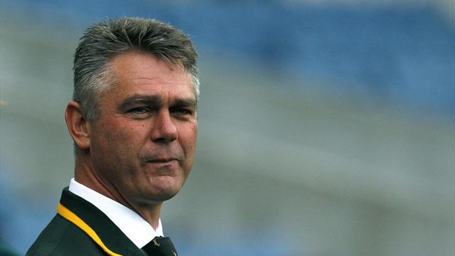 Rugby - Meyer seeks patient Boks ahead of Wales tie