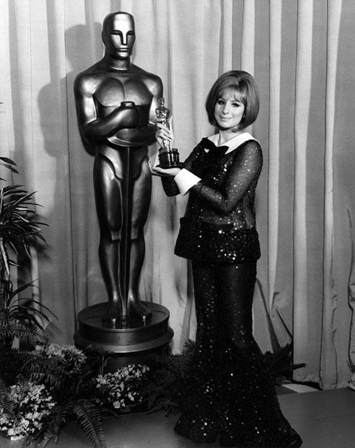 Oscars Rewind: Memories of Barbra Streisand's Many Encounters With Academy Awards