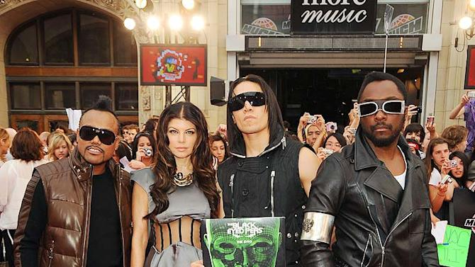 Black Eyed Peas Much Music Aw