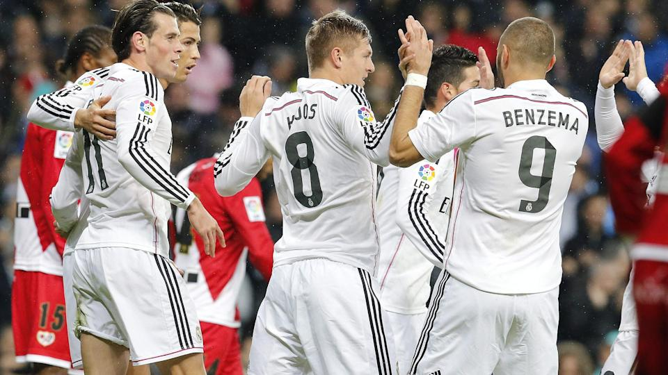 Video: Real Madrid vs Rayo Vallecano