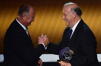Vicente del Bosque named 2012 Fifa Coach of the Year