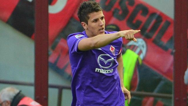 Serie A - Report: Jovetic agent in London